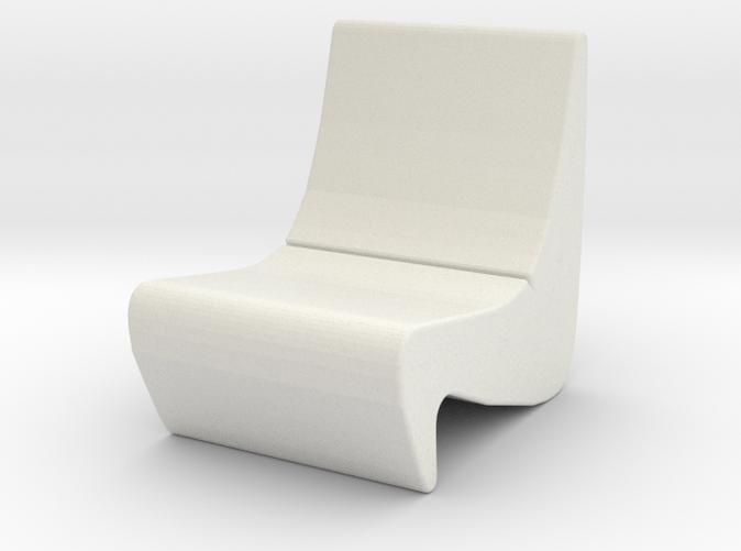 Amoeba Chair - Verner Panton