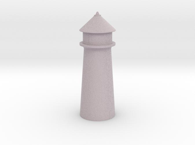 Lighthouse Pastel Purple