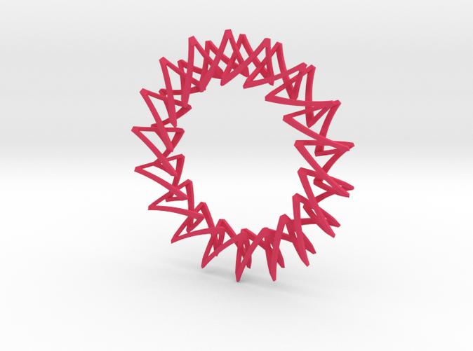 Necklace Escher