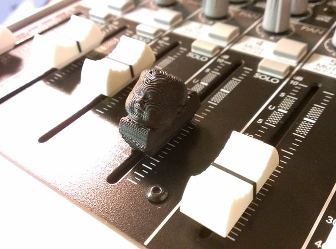 Fadictator on a Mackie mixer