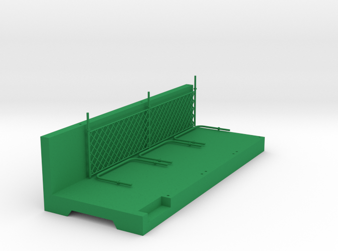 Pit Wall module