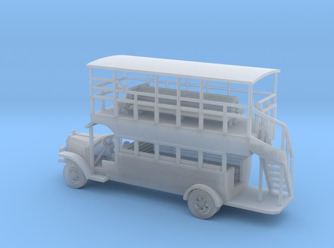 Omnibus Z scale