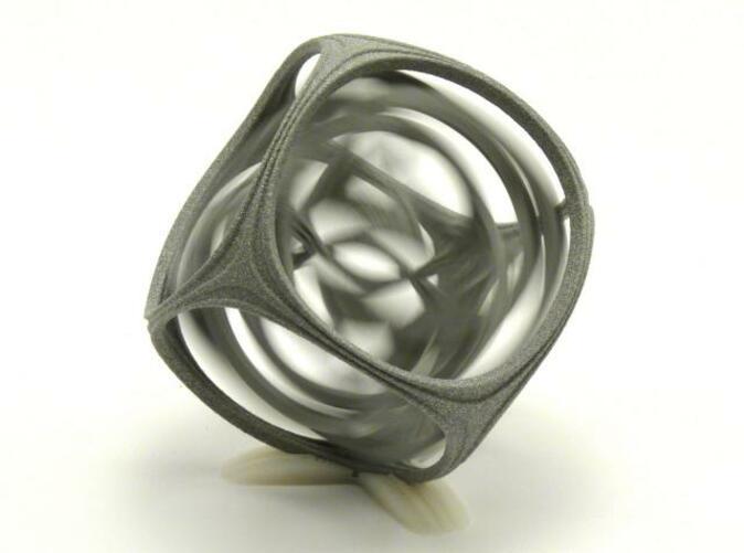 Alumide in Motion