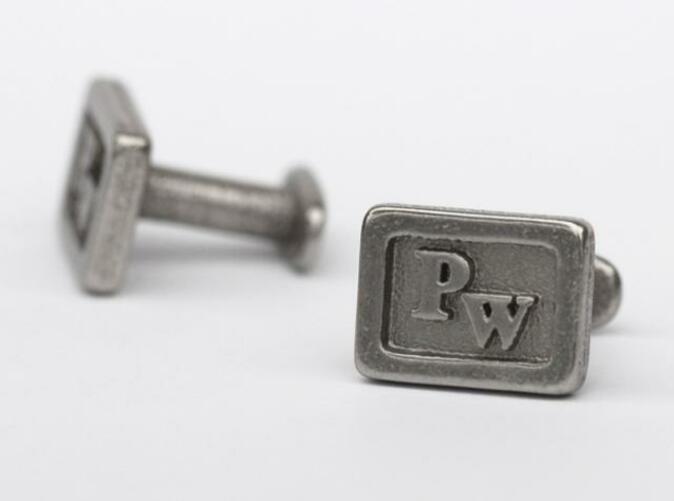 Custom cufflink nr.12