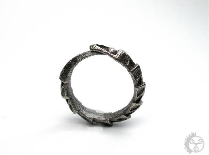 Carapace Ring - Front