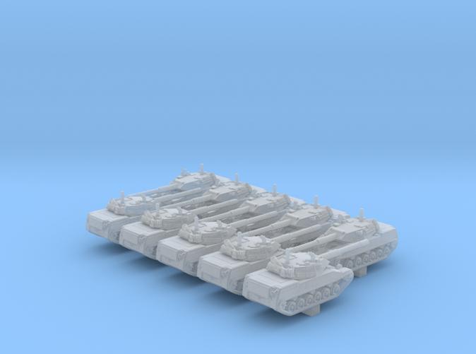 1/700 US Stingray Light Tank x10