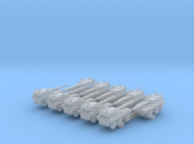 1/700 US LAV-600 Tank Destroyer x10