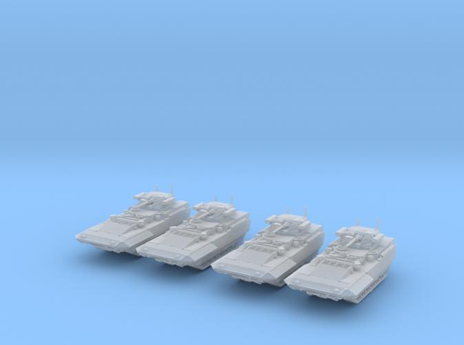 1/285 (6mm) Russian T-15 Armata HIFV x4