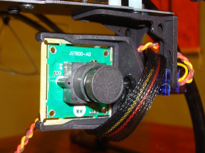 Front right (embedded servo horn visible)