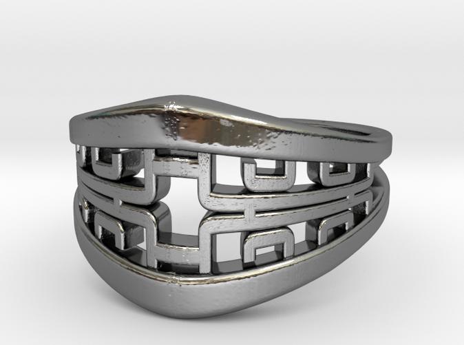 Korean Twin Ring