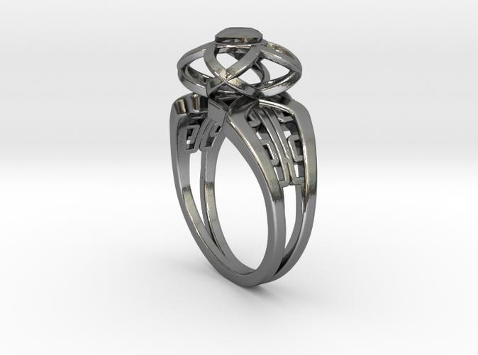 Korean Twin Ring (001)