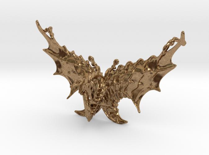LUX DRACONIS dragon pendant 002