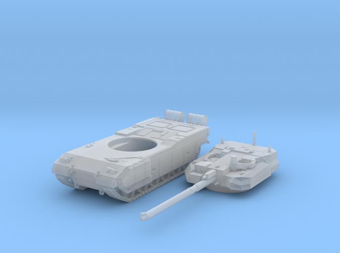 1/100 French Leclerc Main Battle Tank