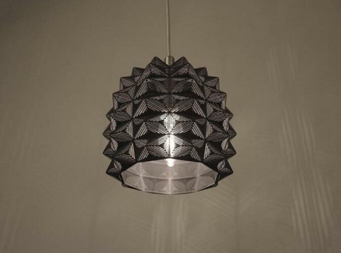 Aiguille Lamp