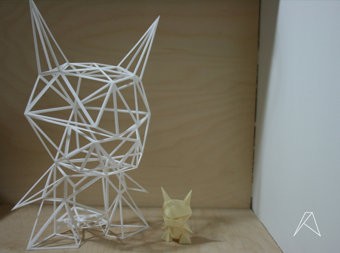 Evil Origami 'Wired' Edition