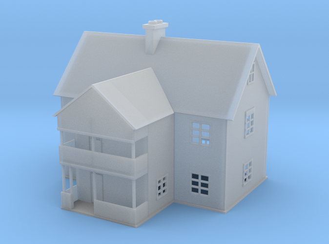 Emadalen Water Tower House 285 scale