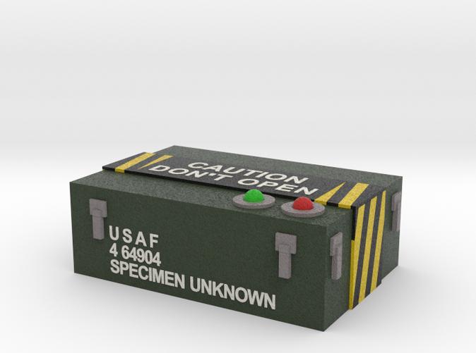 boOpGame Shop - Specimen: Unknown Box