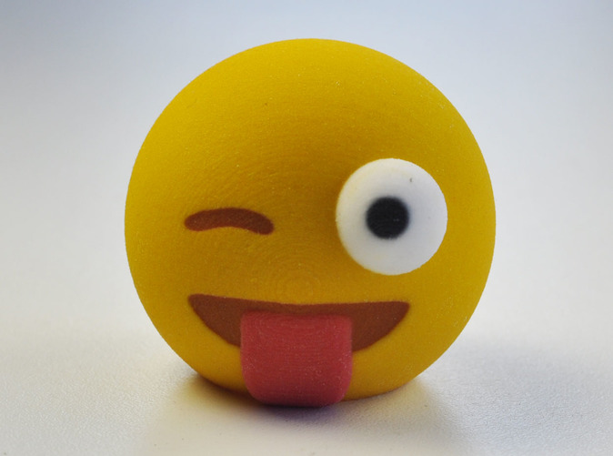 3d Emoji Winking With Tongue Out Urklr69dx By Makemode
