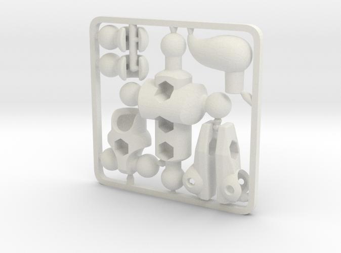 Moli (female) Modifier Kit for ModiBot MoMoli (female) Modifier Kit