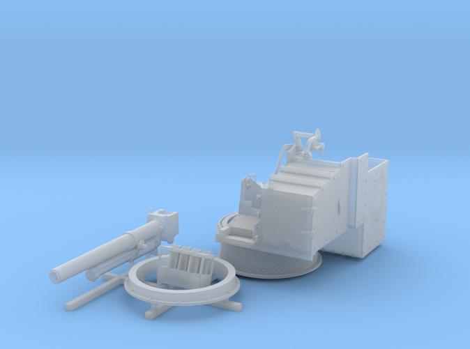 "1/72 4.5""/19 (11.4 cm) 8cwt QF MKI Fore (MTB)"