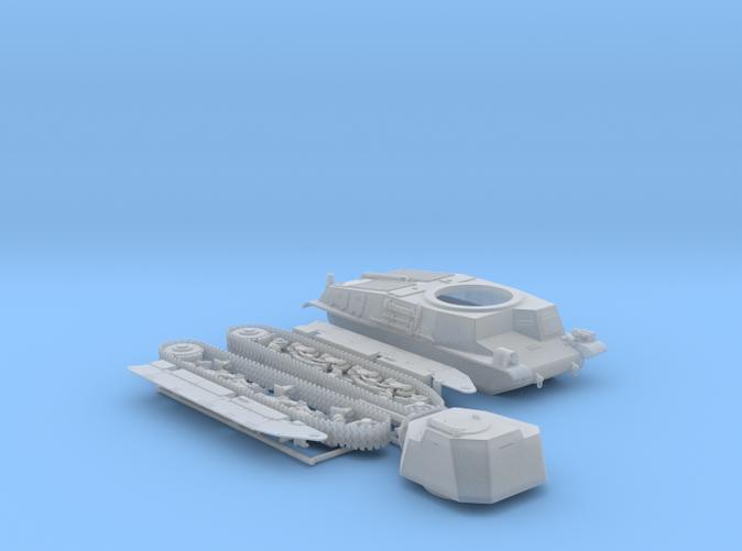 1/48 SARL 42 Tank (FCM 3 Man Turret 47mm SA37 Gun)
