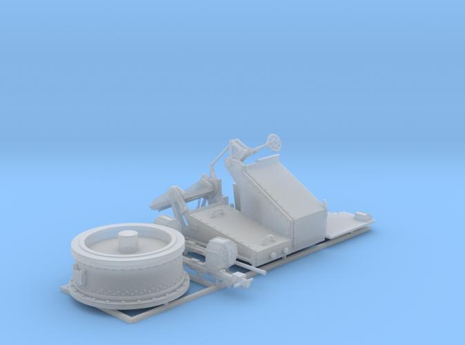 1/35 Twin 20mm Oerlikon Powered MKV Mount 25º