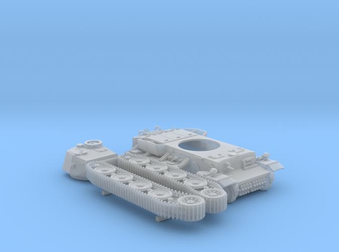 1/120 (TT) Pz.Kpfw VI VK36.01 (H) Gerät 725 Tank x1