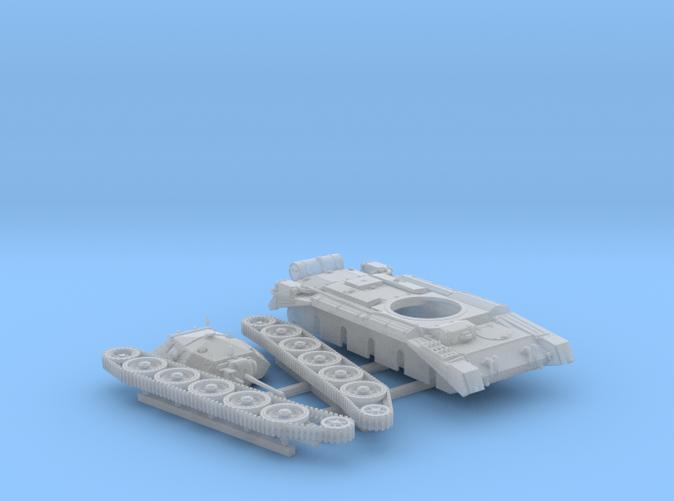1/120 (TT) Crusader Mk I Medium Tank
