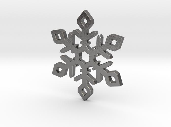 Snow Flake steel
