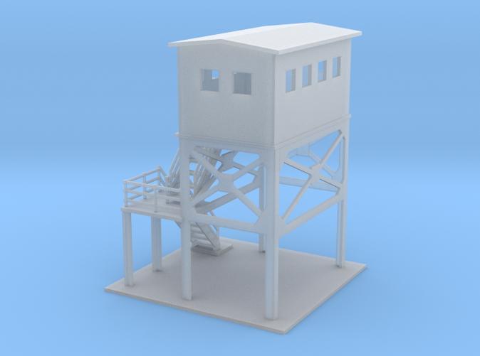 Switch Tower Z scale