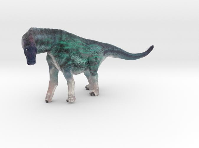 Sauropod in color by ©2012 RareBreed