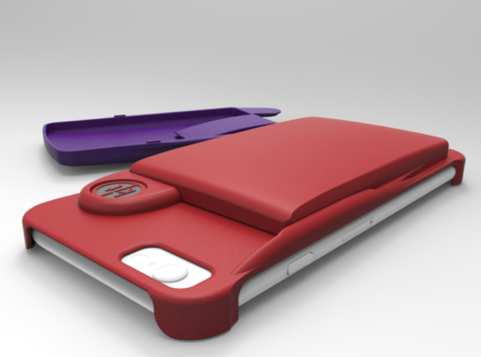 Multi-functional kit-case for your iPhone 6