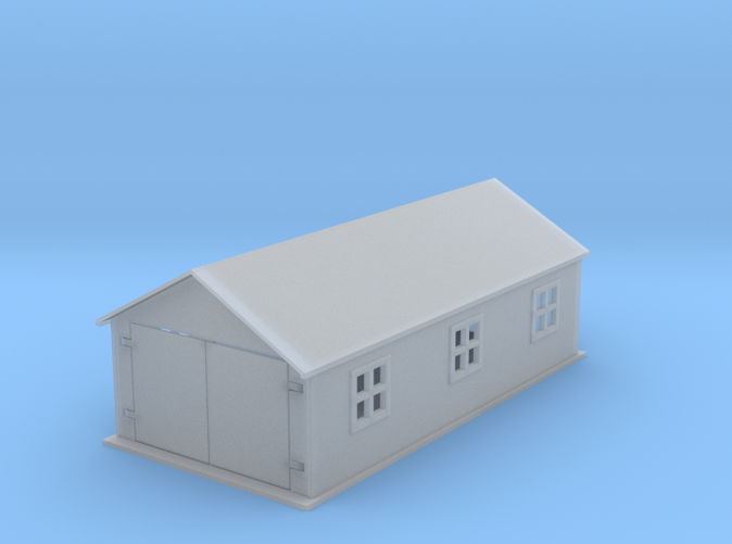 Work Shed Z scale