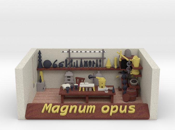 boOpGame Shop - The Alchemy Lab