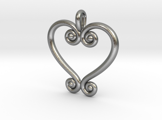 Raw silver casting