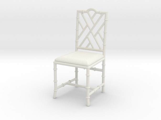 Superieur 1:12 Chinese Chippendale Chair