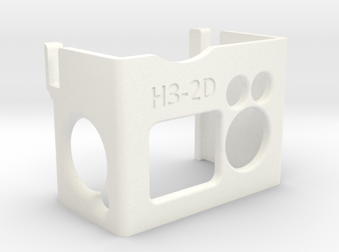 GoPro Zenmuse H3-2D Mounting Bracket 'Sleeve'