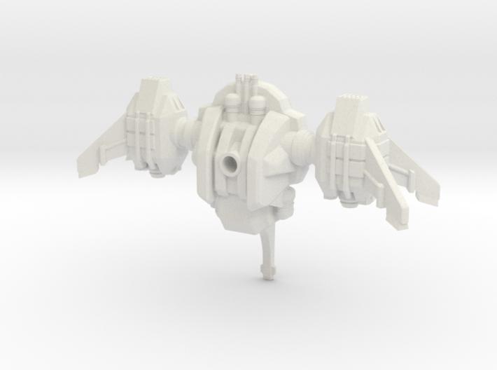 Ryuushi Dominator 3d printed