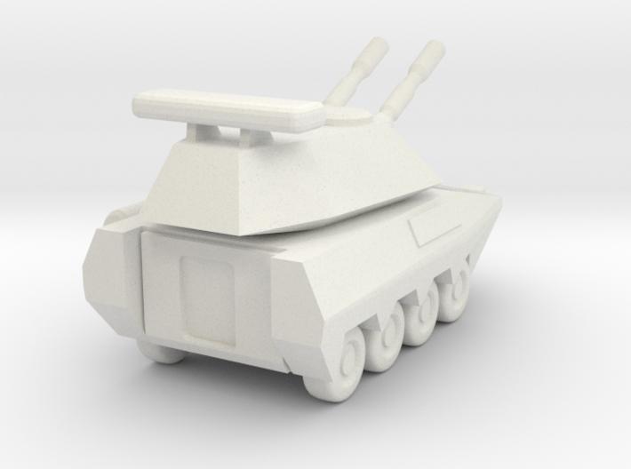 Light Armoured Vehicle (Anti Air) Battletech Mechw 3d printed