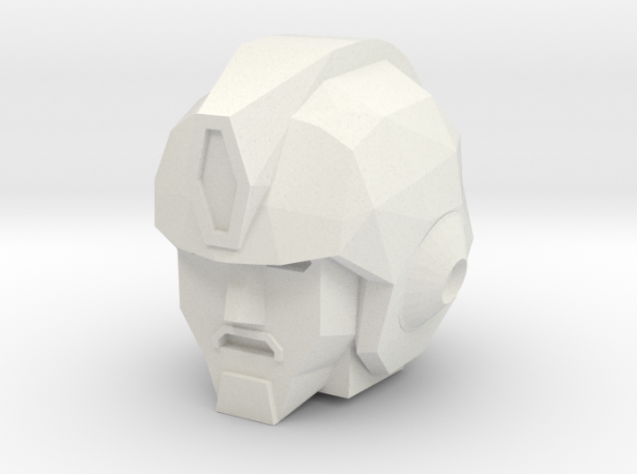 Rod-head 2 3d printed