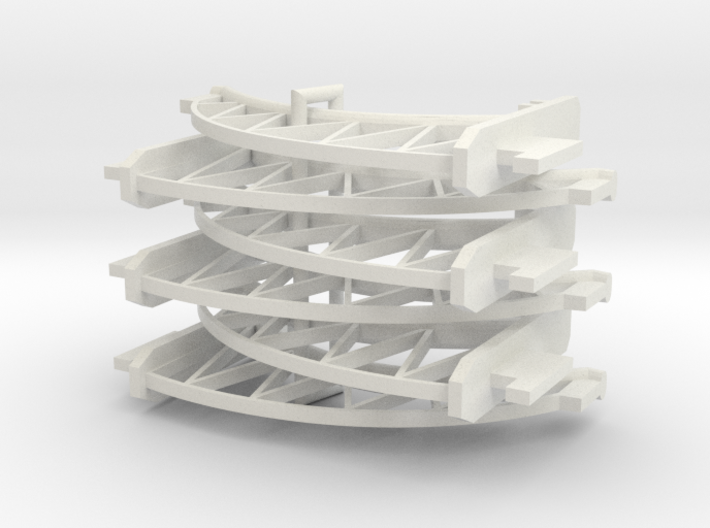 (Armada) 6x Medium Peg 3d printed