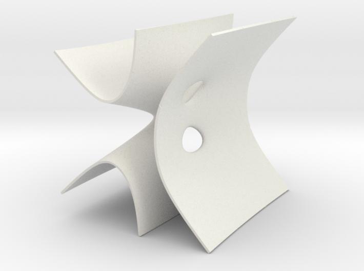 D4 ALF gravitation instanton 3d printed