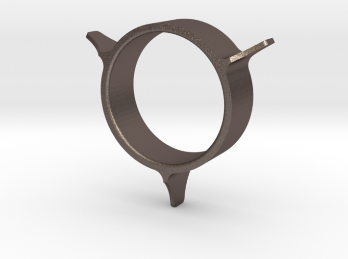 (19) Safety Speed Stocker Ring size 19 3d printed
