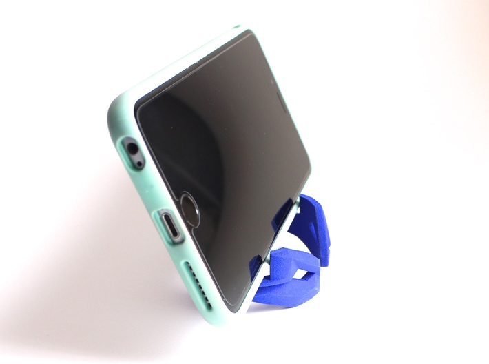 iPhone Stand - ST(r)AND CUFF - iPhone 7 / 6 / Plus 3d printed