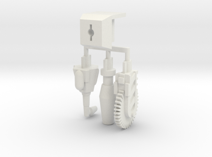 Hand Mod Set For Print 3d printed