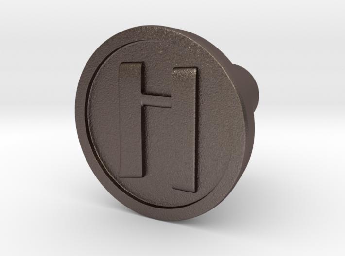 KnobH 3d printed