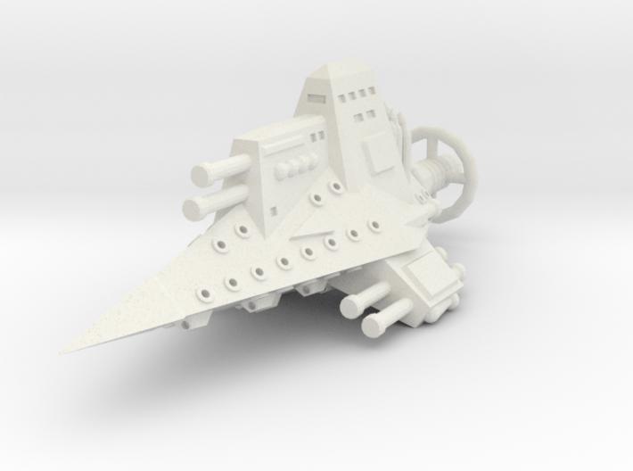 JAL202 Sithan Marraz  Shrapnel Cruiser 3d printed