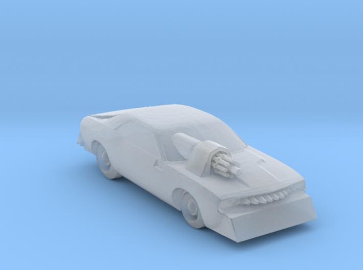 Waisteland 08 Dodge 3d printed