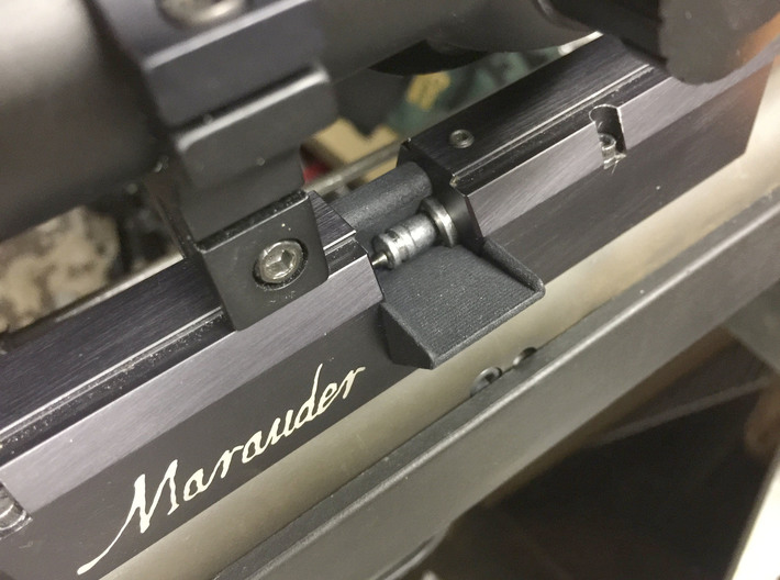 Mrod .25 SST - Load from left side 3d printed picture of right hand tray