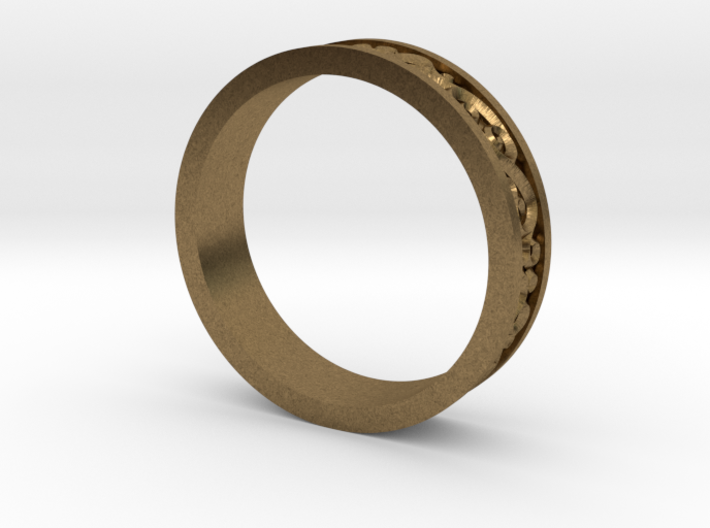 Harmony Ring 3d printed